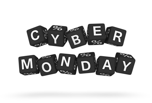 Discounts for Cyber Monday